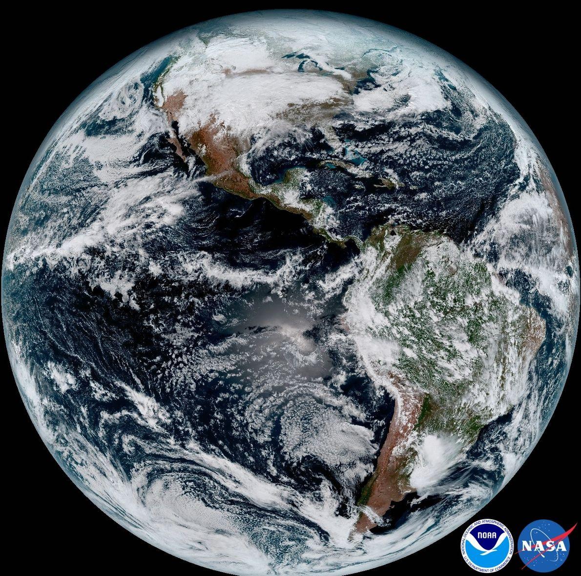 Imagem da Terra