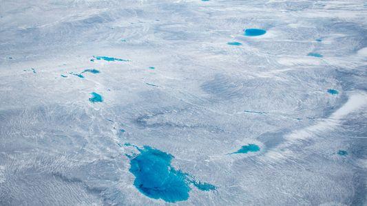 O Gelo da Gronelândia Está a Derreter Quatro Vezes Mais Depressa do que se Pensava