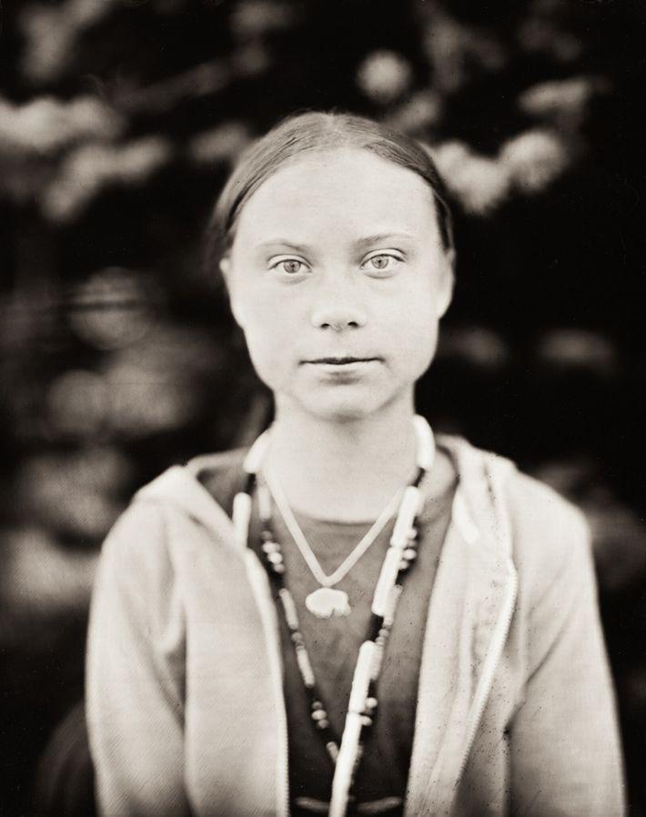 "Este retrato intitula-se ""Greta""."