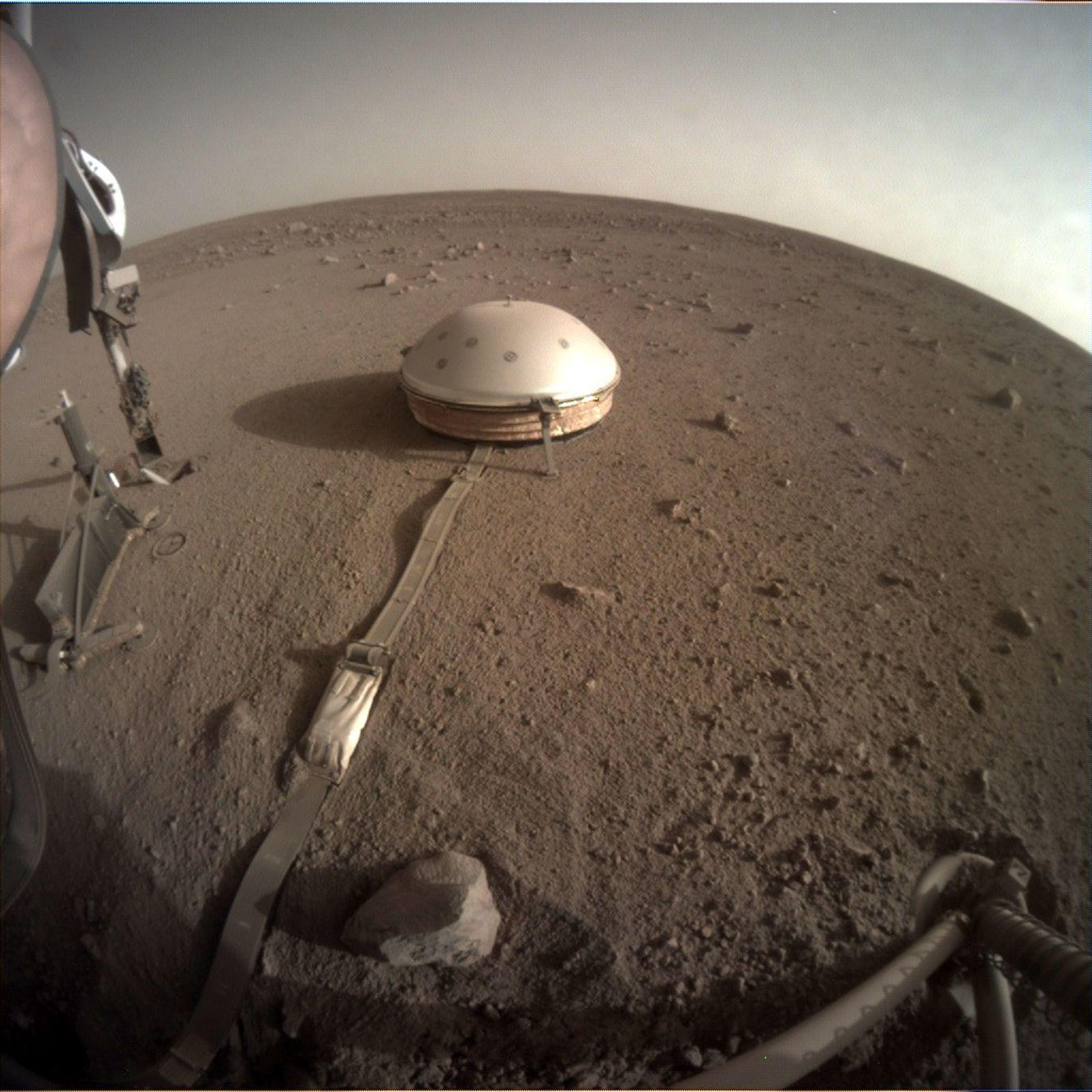 Marte Emite Um Zumbido Estranho