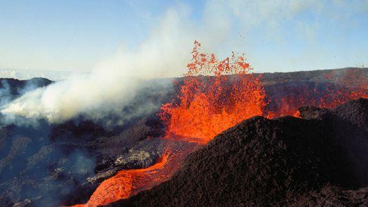 Maior Vulcão do Mundo Regressou