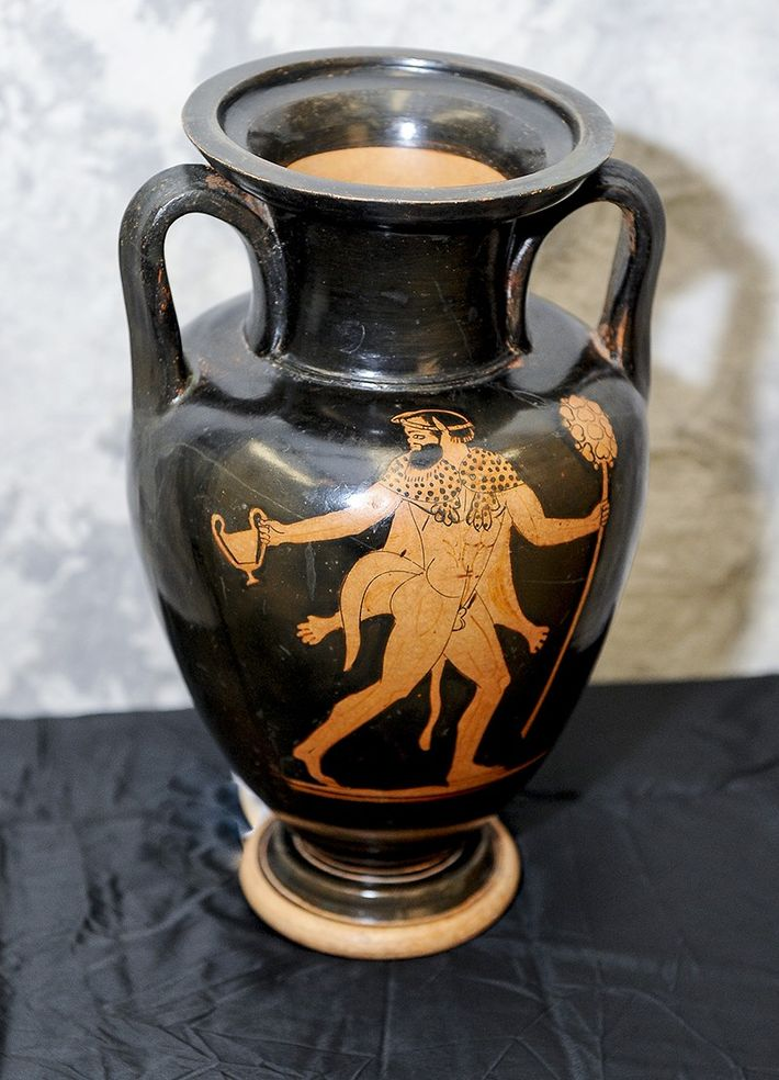 Ânfora etrusca