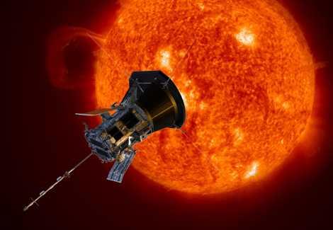 Sonda Revela Mistérios Solares