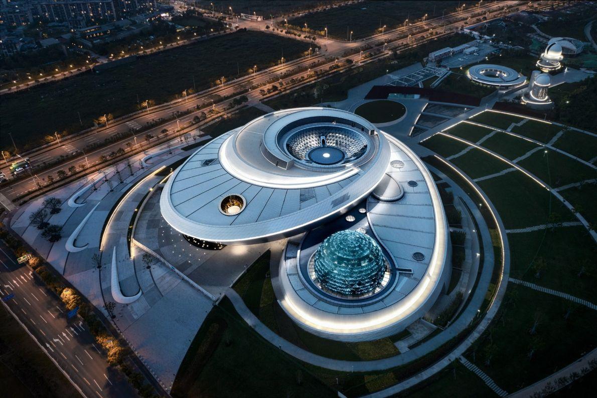 MUSEU DE ASTRONOMIA DE XANGAI, CHINA