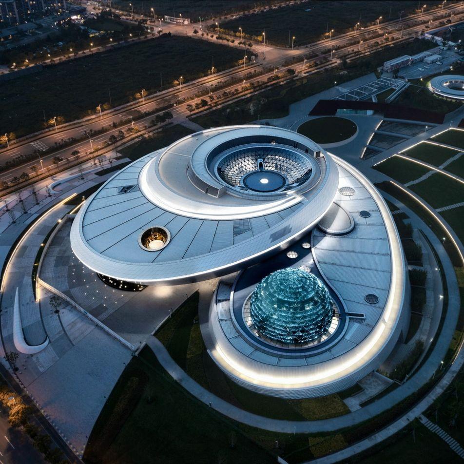 Estes são os museus mais bonitos do mundo