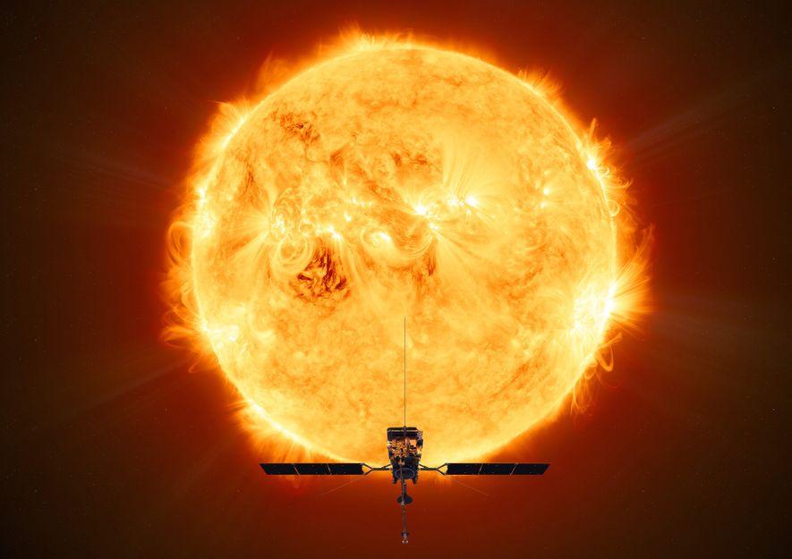 O Sol é Um Mistério Ardente que Pode Ser Desvendado em Breve
