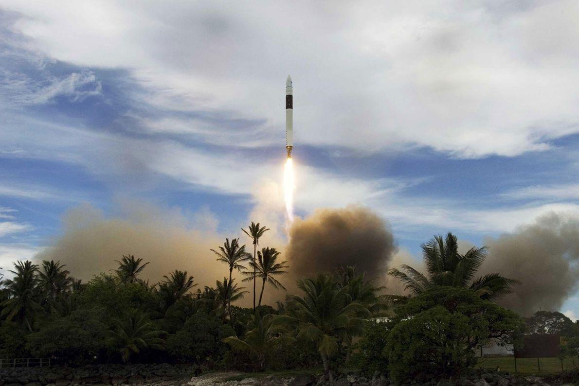 Lançamento do Falcon 1 da SpaceX