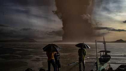 Vulcão nas Filipinas: Qual Pode Ser o Pior Cenário?