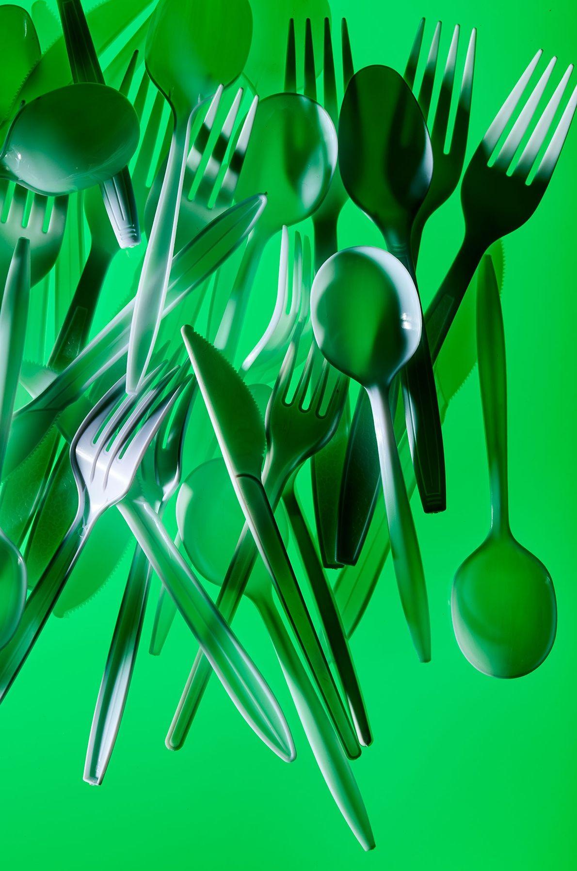 Usar os Nossos Talheres Pode Ajudar a Resolver a Crise do Plástico
