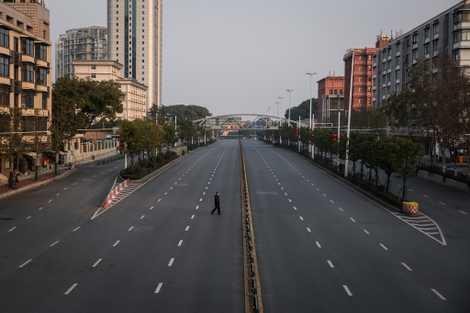 Coronavírus: Viver de Quarentena em Wuhan