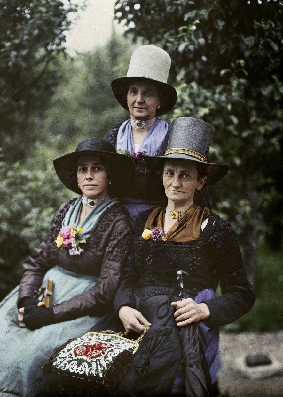 As nossas mais impressionantes fotos antigas de mulheres de todo o mundo