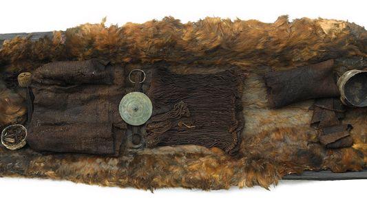 Mulher da Idade do Bronze tinha uma surpreendente vida moderna