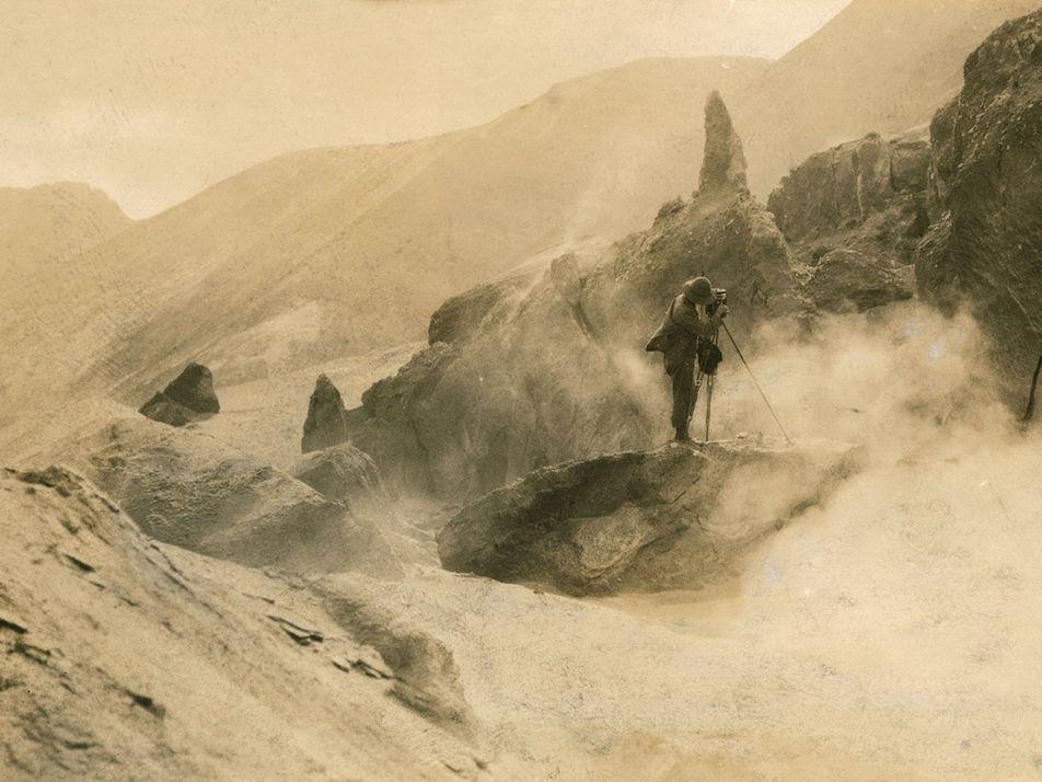11 Imagens Deslumbrantes que Ilustram a História dos Parques Nacionais