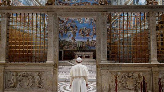 Acesso Inimaginável ao Papa Francisco Rende 68,000 Fotos