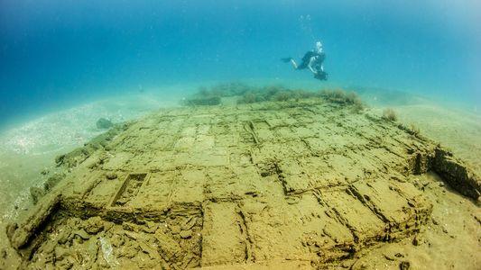 Raro naufrágio espanhol do século XVII descoberto no Panamá