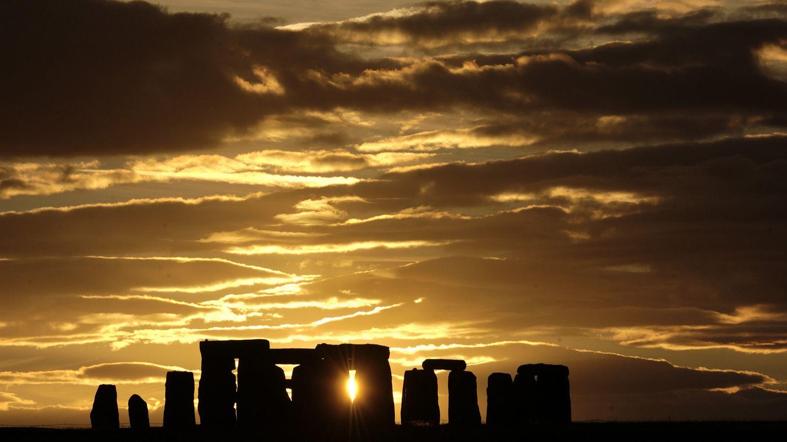 Os investigadores acreditam ter encontrado a origem de algumas das pedras que compõem Stonehenge.