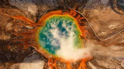 Veja os Lugares Mais Coloridos da Terra