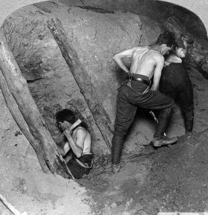 Túneis da Batalha de Messines