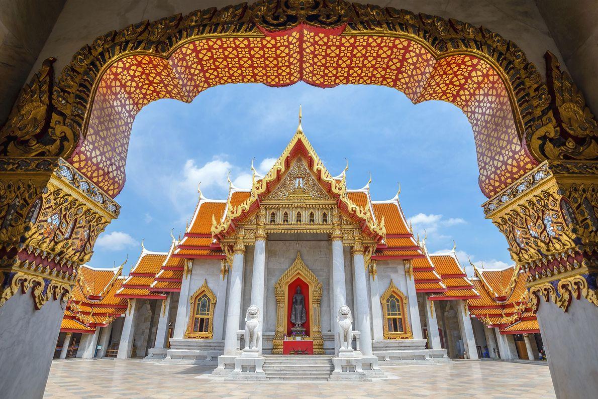 Wat Benchamabophit, Tailândia