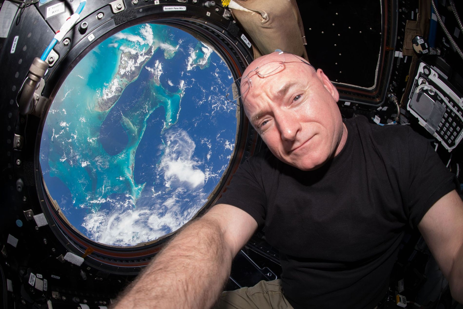 Astronauta Scott Kelly