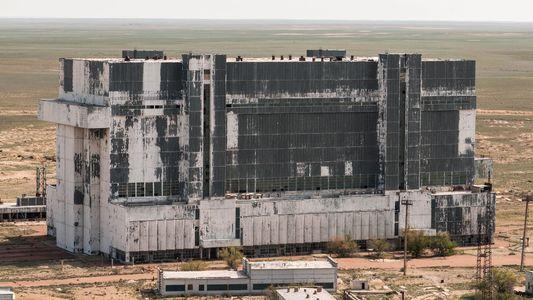 Naves Espaciais Soviéticas Abandonadas no Deserto do Cazaquistão