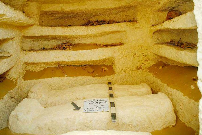 Túmulos Egípcios