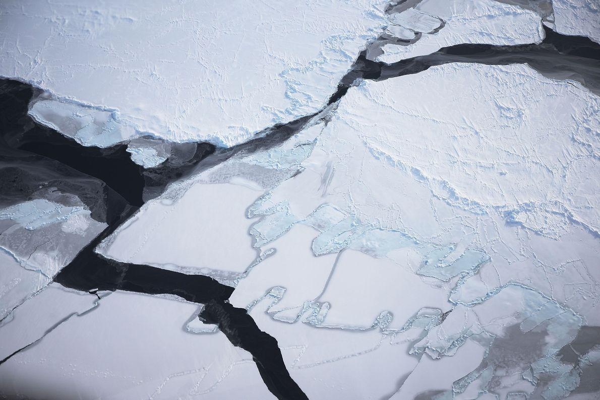 Degelo Antártida