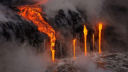 A Lava Como Nunca a Viu: 10 Fotografias Impressionantes