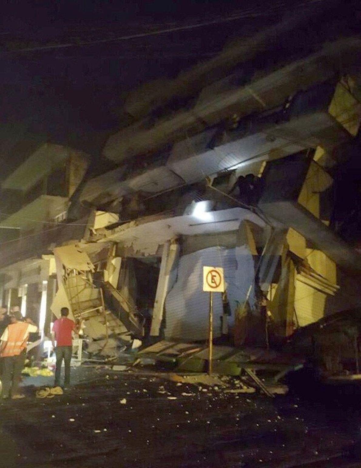 Terramoto no México