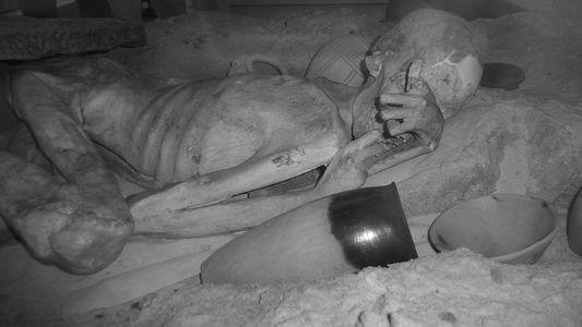 Descobertas as Primeiras Tatuagens em Múmias do Antigo Egito