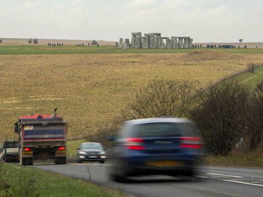 Túnel Polémico Debaixo de Stonehenge Aprovado Contra as Objeções de Arqueólogos