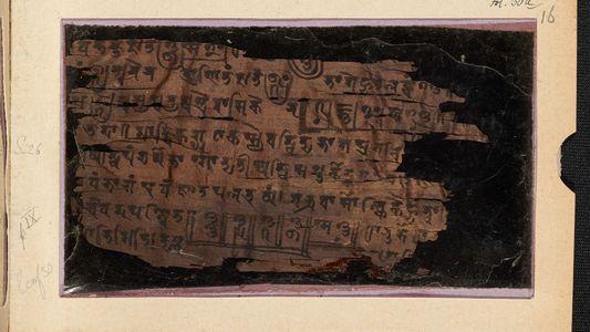 Texto Antigo Revela Novas Pistas Sobre A Origem Do Zero