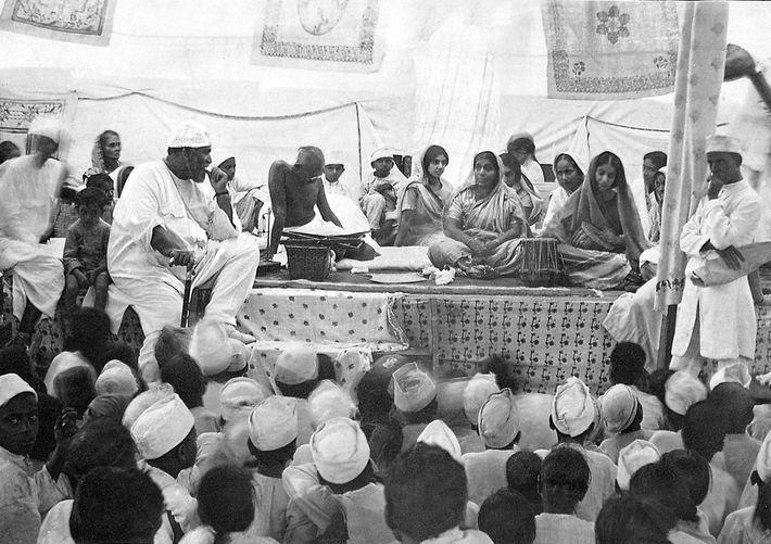 Gandhu e Os 'Intocáveis' da Índia