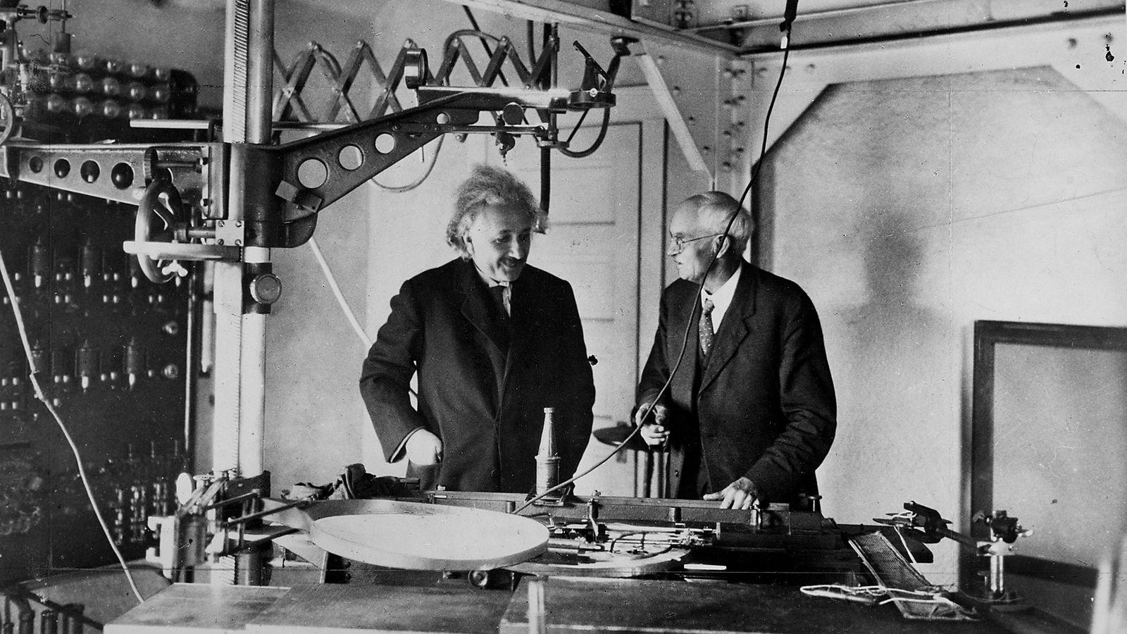 É Possível que Einstein Tivesse Razão — Uma Vez Mais | National ...