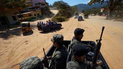 Exclusivo: Cidade perdida descoberta na floresta tropical Hondurenha
