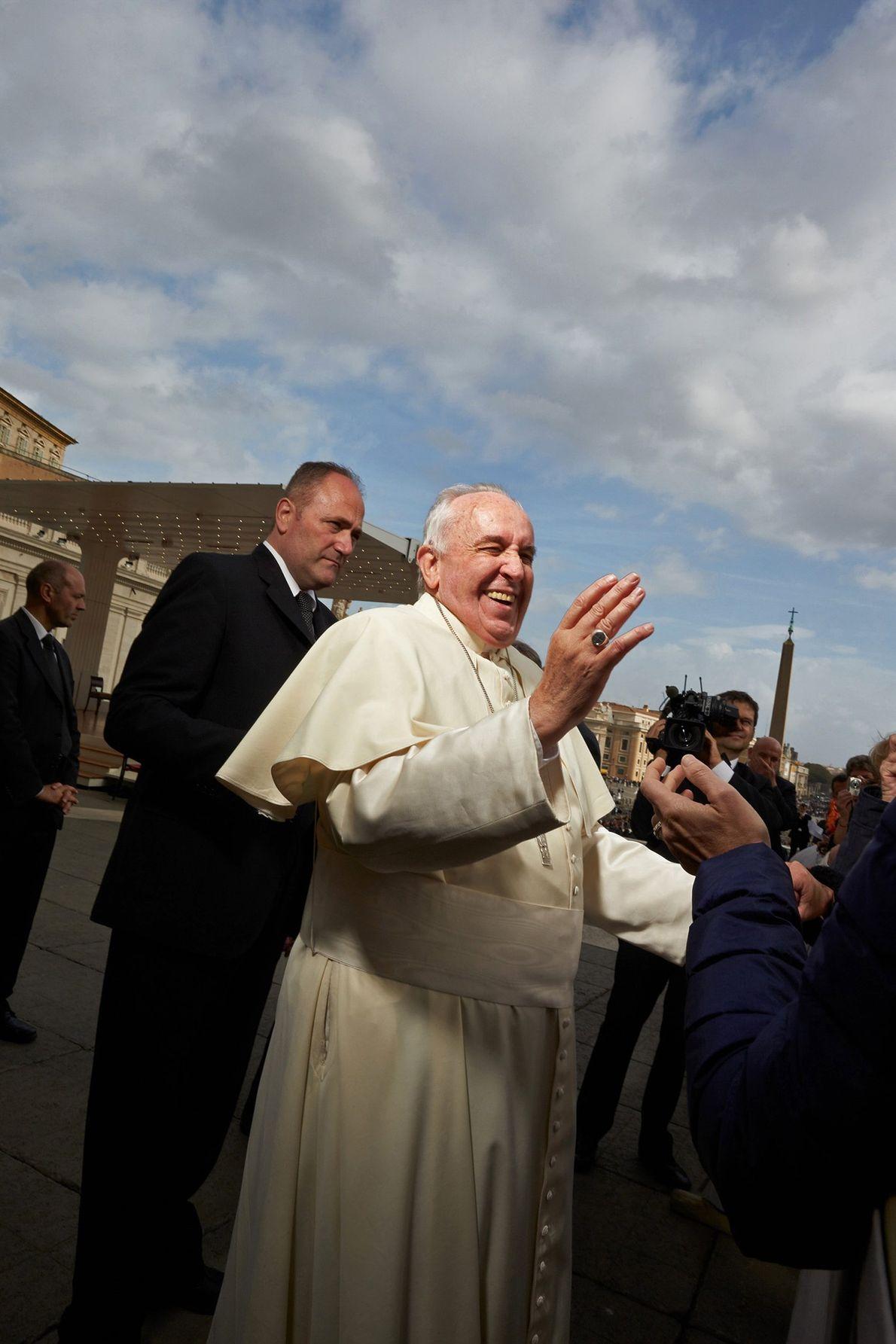 Riso Papal