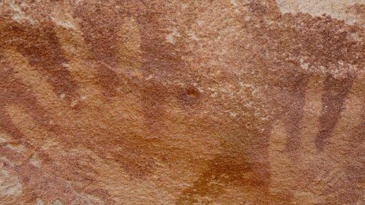 Mãos de Bebés em Pinturas em Cavernas Podem na Verdade Pertencer a Lagartos
