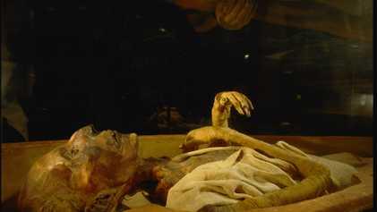 Descubra Estas Múmias Surpreendentemente Bem Conservadas