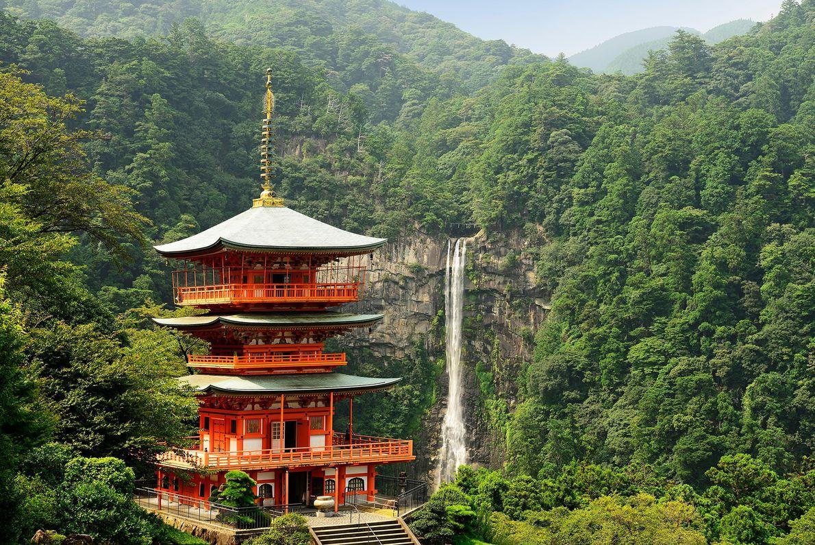 Seiganto-ji, Japão