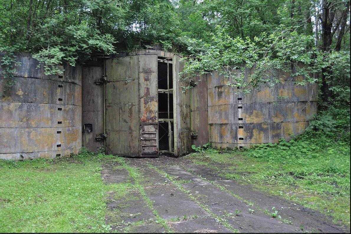 Bunker em Podborsko