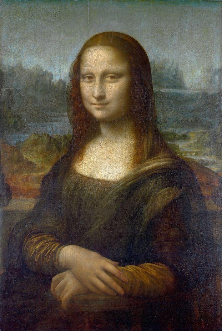 A 'Mona Lisa' de Leonardo da Vinci