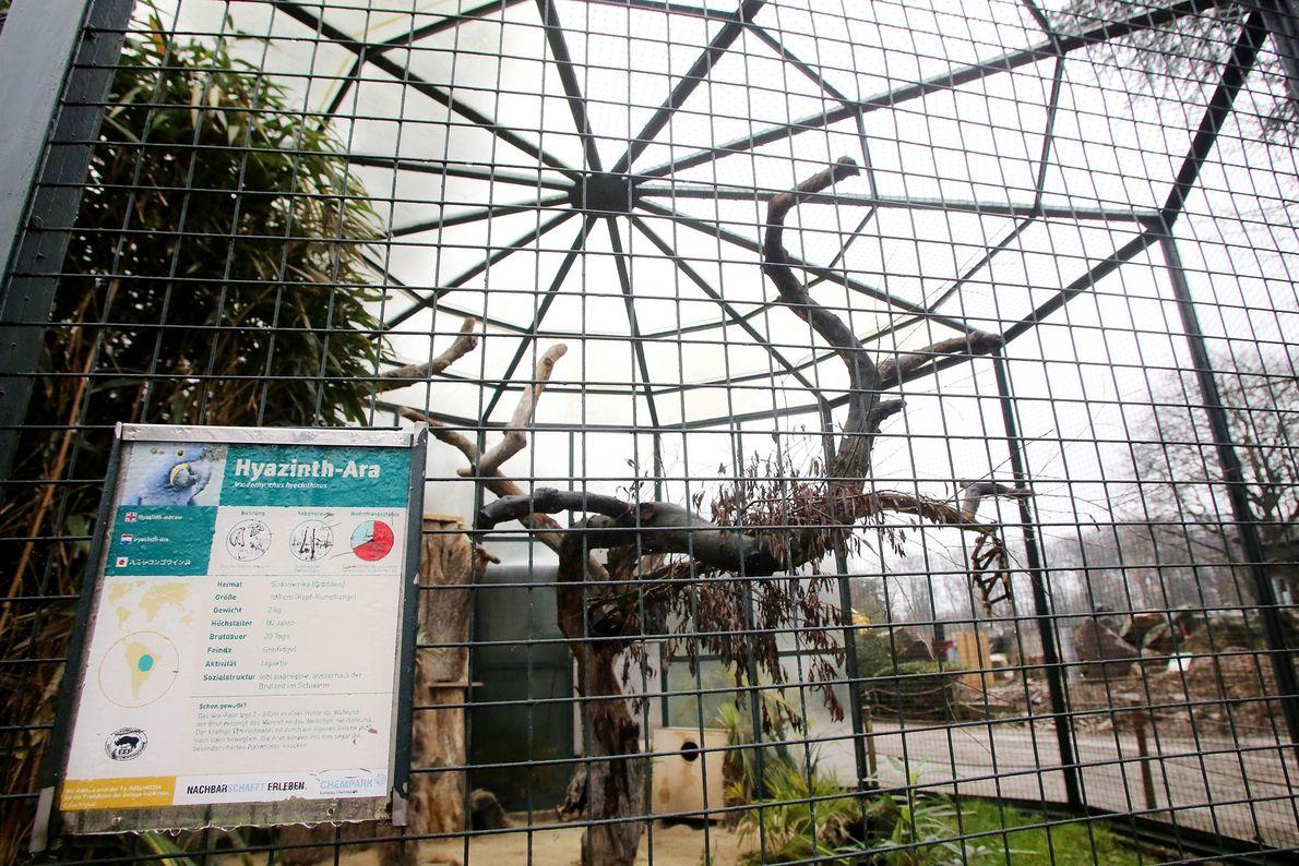 Jardim Zoológico de Krefeld