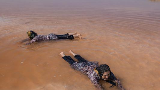 Veja as Fotografias do Lago Urmia, a Jóia Maculada do Irão