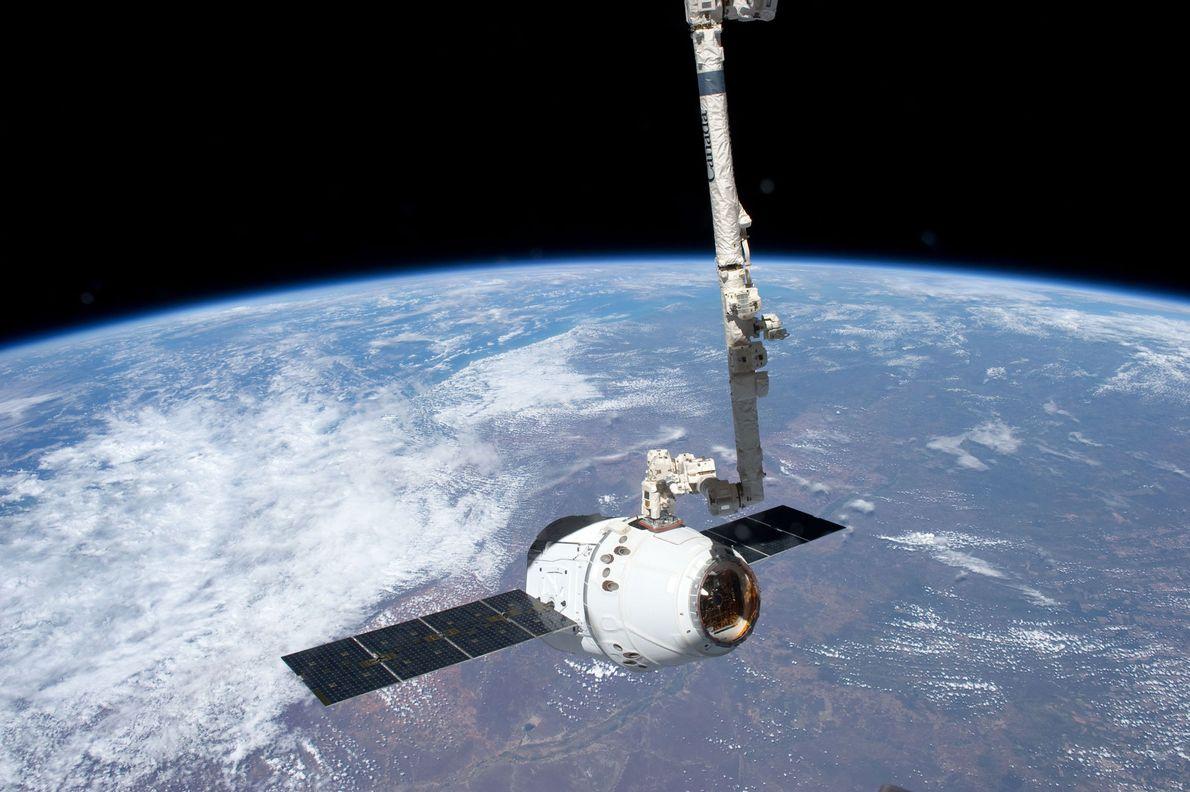 Lançamento Espacial SpaceX