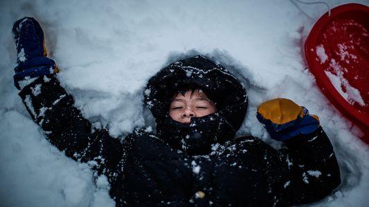 Veja Como é a Vida dos Refugiados Acima do Círculo Ártico