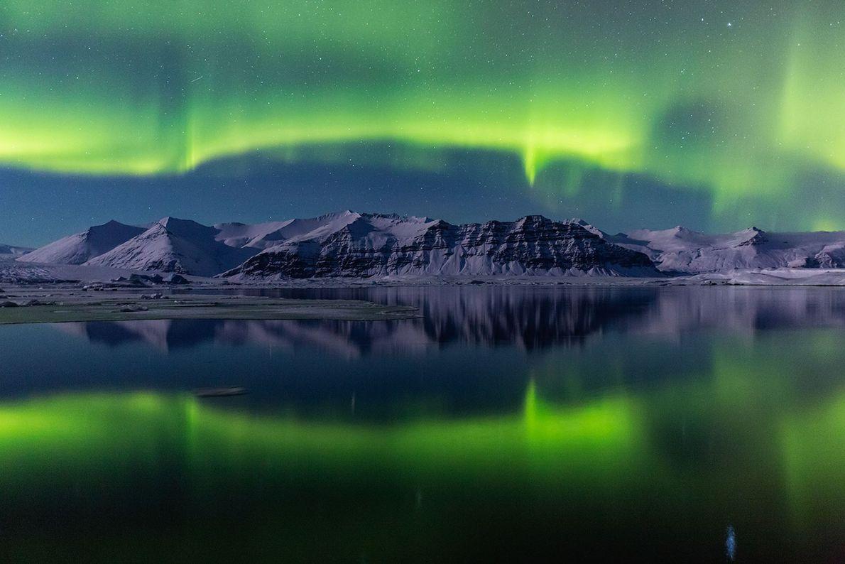 Os Lugares mais coloridos da Terra