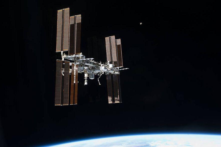 Scott Kelly permaneceu um ano a bordo da Estação Espacial Internacional, uma missão que serviu de ...