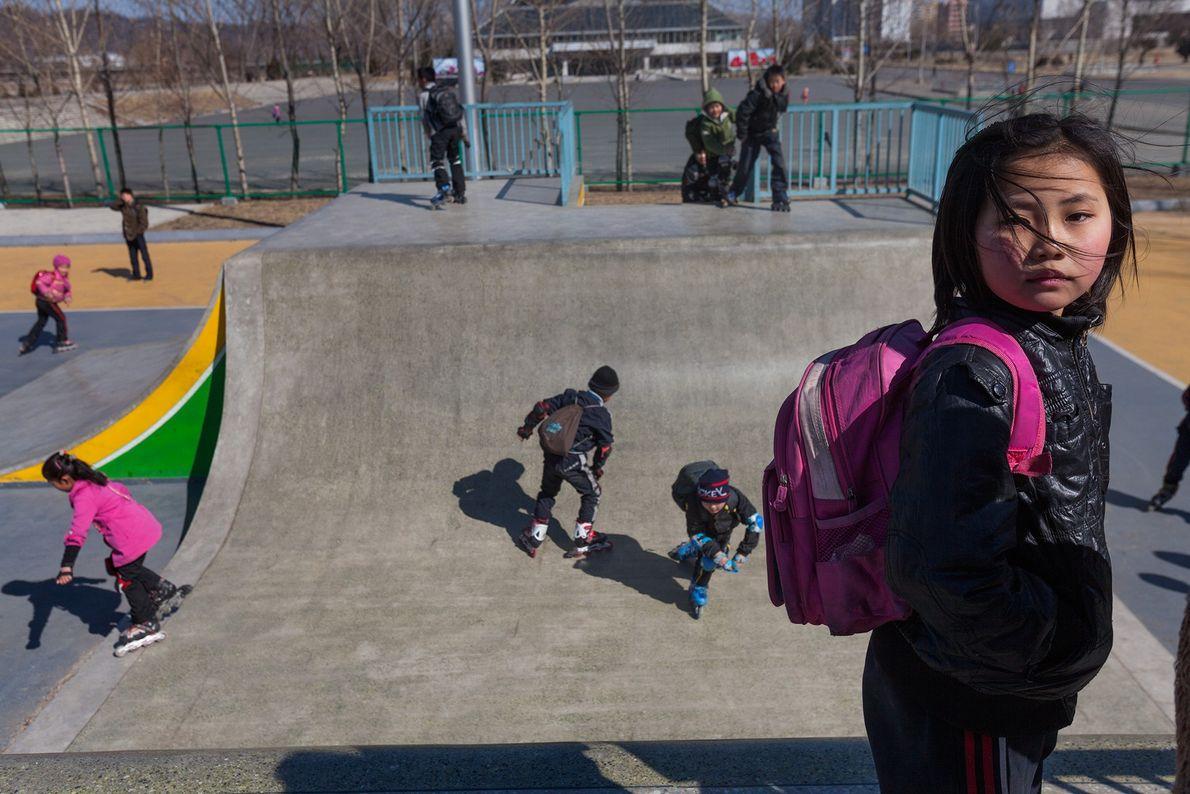 """Os skaters vão """"skatar"""""""