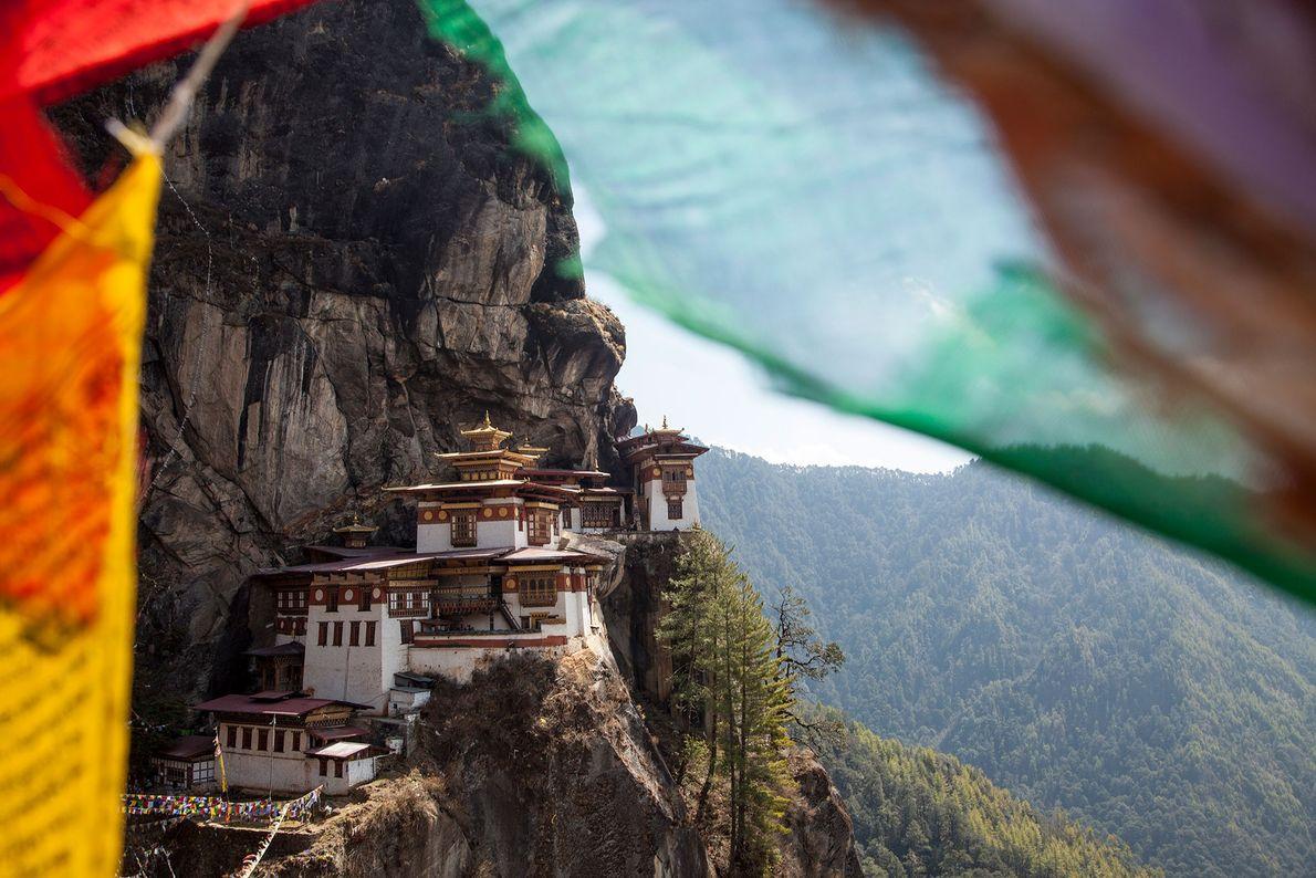 Paro Taktsang, Butão