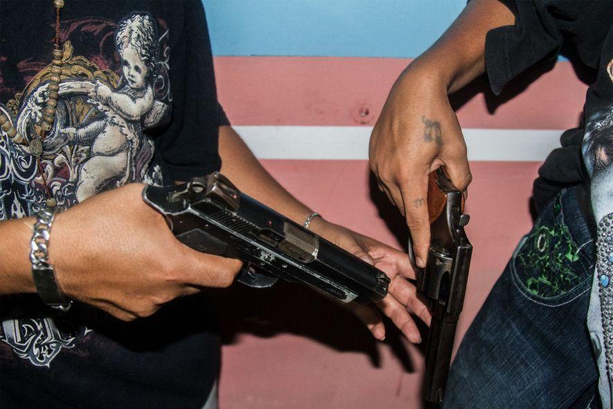 Numas Honduras Dominadas por Gangs, Envelhecer É Um Privilégio, Não Um Direito